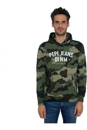 Pepe Jeans Cam Hoodie L Forest