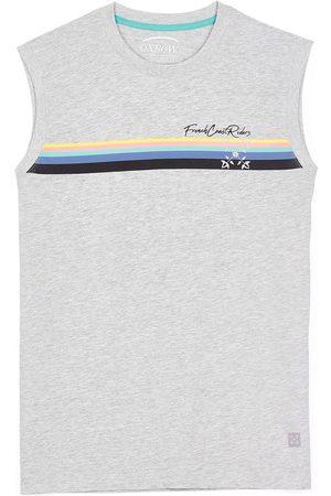 Oxbow Tebys Sleeveless T-shirt XXXXL Gris Chine
