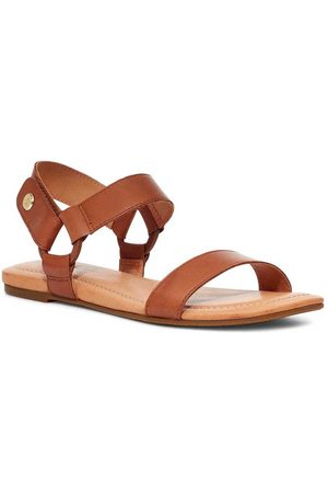 UGG Rynell Sandals EU 38 Tan Leather