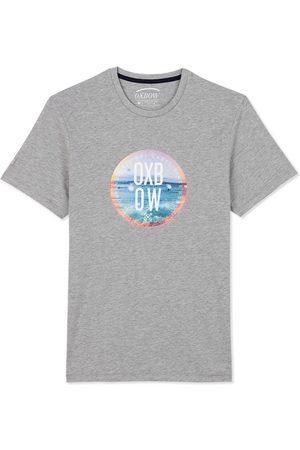 Oxbow Teroo Short Sleeve T-shirt XL Gris Chine