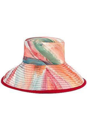 Romualda Spathulata Reversible Gran Bucket Hat in