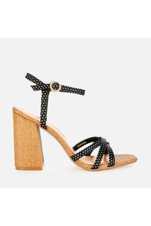 Ted Baker Women Heeled Sandals - Women's Kasira Block Heeled Sandals