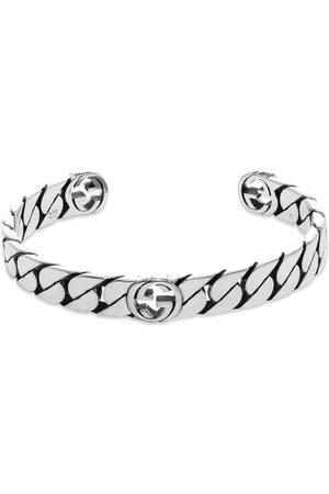 Gucci Men Bracelets - Interlocking G Rigid Bracelet