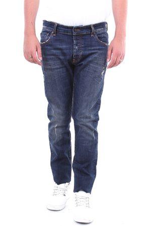 Messagerie Straight Men Dark jeans