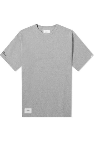 Wtaps Men T-shirts - Flat 02 Tee