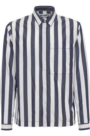 SUNNEI Striped Cotton Shirt