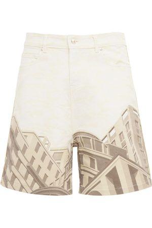Formy Studio Men Shorts - Le Belle Città Denim Shorts