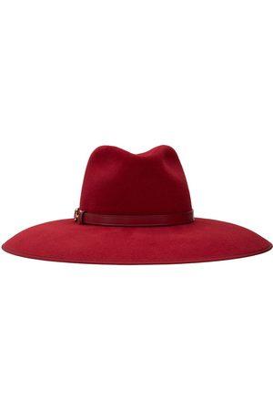 Gucci Fur Hat W/ Horsebit