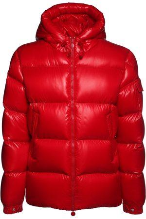 MONCLER Ecrins Nylon Laque Down Jacket