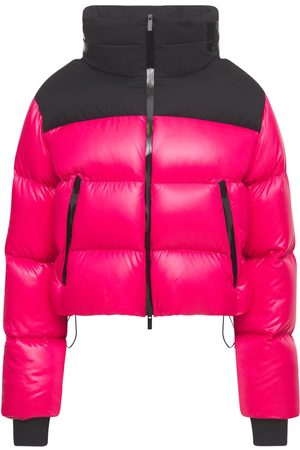MONCLER Jasione Nylon Laque Down Jacket