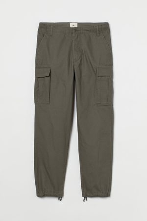 H & M Regular Fit Cargo Pants