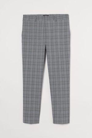 H & M Men Skinny Pants - Slim Fit Crop Slacks