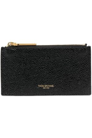 Thom Browne Men Wallets - RWB stripe compact wallet