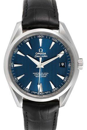 Omega Stainless Steel Seamaster Aqua Terra 231.13.42.21.03.001 Men's Wristwatch 41.5 MM