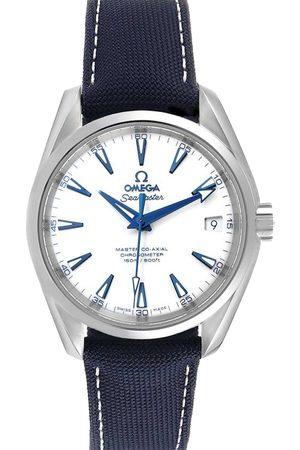Omega Titanium Seamaster Aqua Terra 231.92.39.21.04.001 Men's Wristwatch 38.5 MM