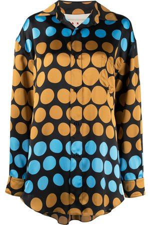 Marni Spot-print shirt