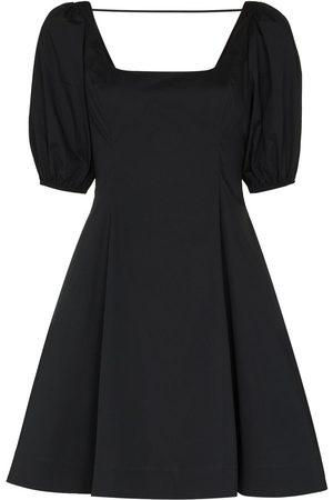 Staud Women Mini Dresses - Laelia scoop-neck minidress