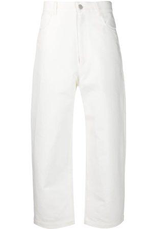 CHRISTIAN WIJNANTS Women Straight Leg Pants - Pezi straight trousers