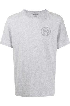 Michael Kors Men T-shirts - Logo-print T-shirt - Grey