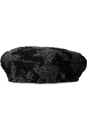 Le Mont St Michel Flore tweed beret