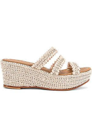 Carrie Forbes Said Sandal in Neutral.