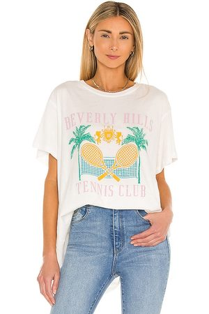 Show Me Your Mumu Airport Tee in White.