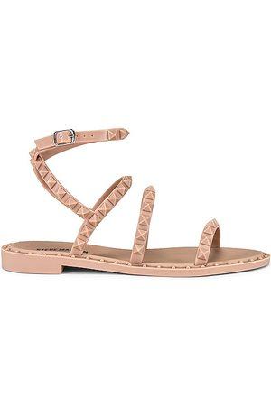 Steve Madden Women Sandals - Travel-J Sandal in Tan.