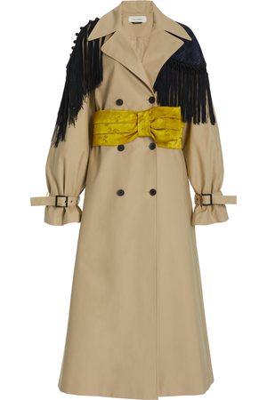 HELLESSY Women's Marshall Oversized Trench Coat - - Moda Operandi