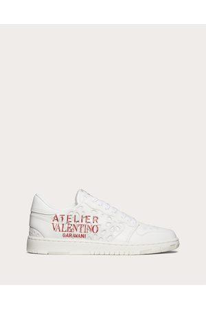 VALENTINO GARAVANI Women Sneakers - Atelier Shoes 08 San Gallo Edition Low-top Sneaker In Calfskin Women 100% Pelle Bovina - Bos Taurus 35