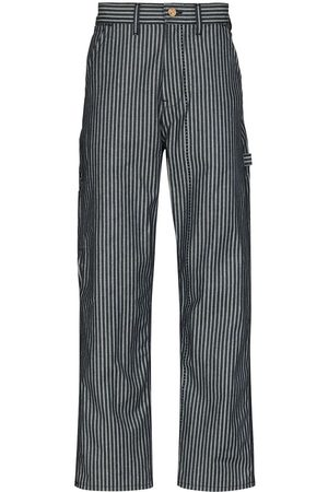 ARIES X Lee Carpenter striped jeans