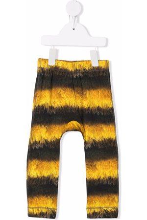 Molo Hyena stripe leggings