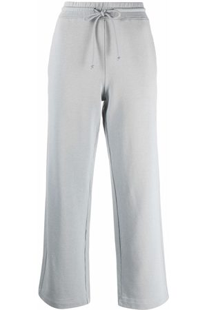 Vince Drawstring straight trousers