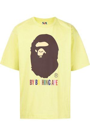 A BATHING APE® Logo-print T-shirt