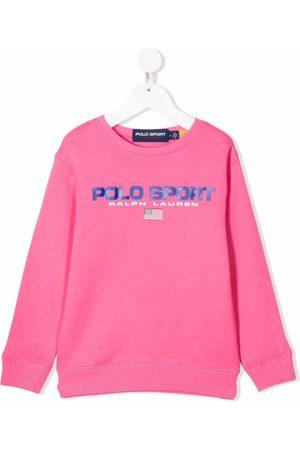 Ralph Lauren Kids Logo-printed sweatshirt