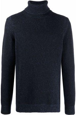 Roberto Collina Roll-neck merino sweater