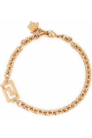 VERSACE Greca Key charm bracelet
