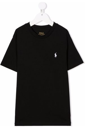 Ralph Lauren Polo Pony-embroidered cotton T-shirt