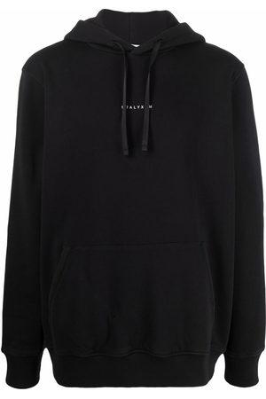 1017 ALYX 9SM Men Hoodies - Logo-print pullover hoodie