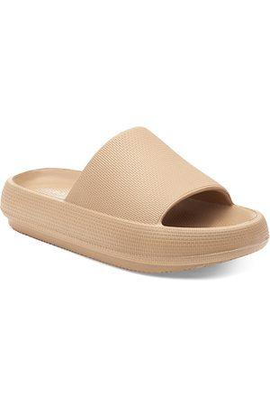 JSLIDES Women's Squeezy Slip On Sandals