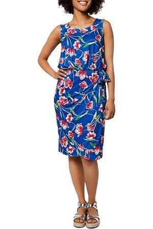 Leota Helene Blouson A-Line Dress