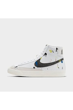 Nike Casual Shoes - Blazer Mid '77 Paint Splatter Casual Shoes in / Size 7.5 Canvas