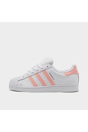 adidas Girls Casual Shoes - Girls' Big Kids' Originals Girls Are Awesome Casual Shoes in / Size 3.5 Leather