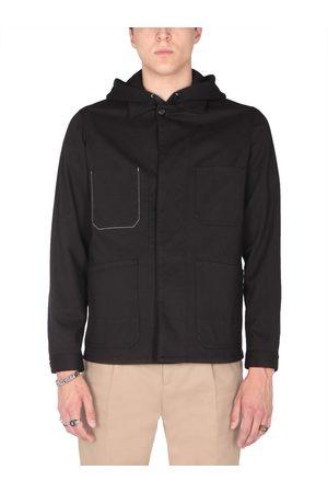 Alexander McQueen Cotton denim jacket