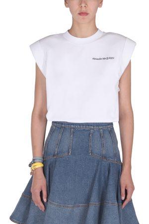 Alexander McQueen Crew neck t-shirt