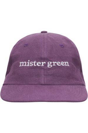 Mr Green Men Caps - Wordmark cap U