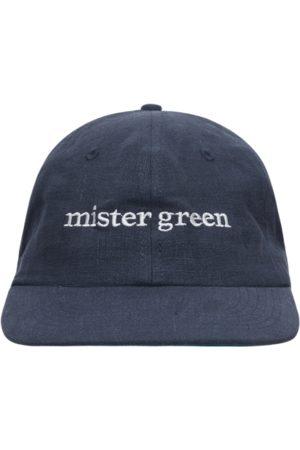 Mr Green Wordmark cap NAVY U