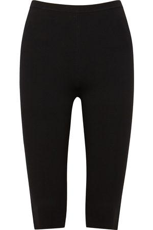 Totême Stretch-knit cycling shorts