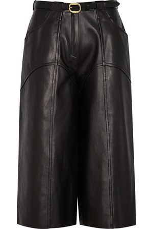 PETAR PETROV Gin leather culottes