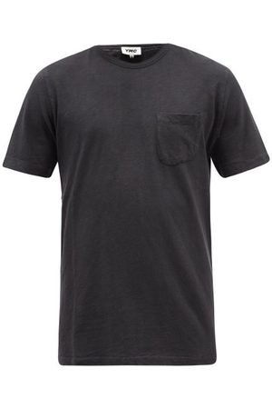 YMC Wild Ones Patch-pocket Organic-cotton T-shirt - Mens