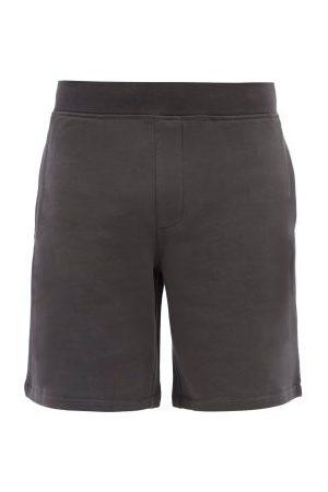 RAG&BONE Driscoll Cotton-blend Jersey Shorts - Mens - Dark Grey